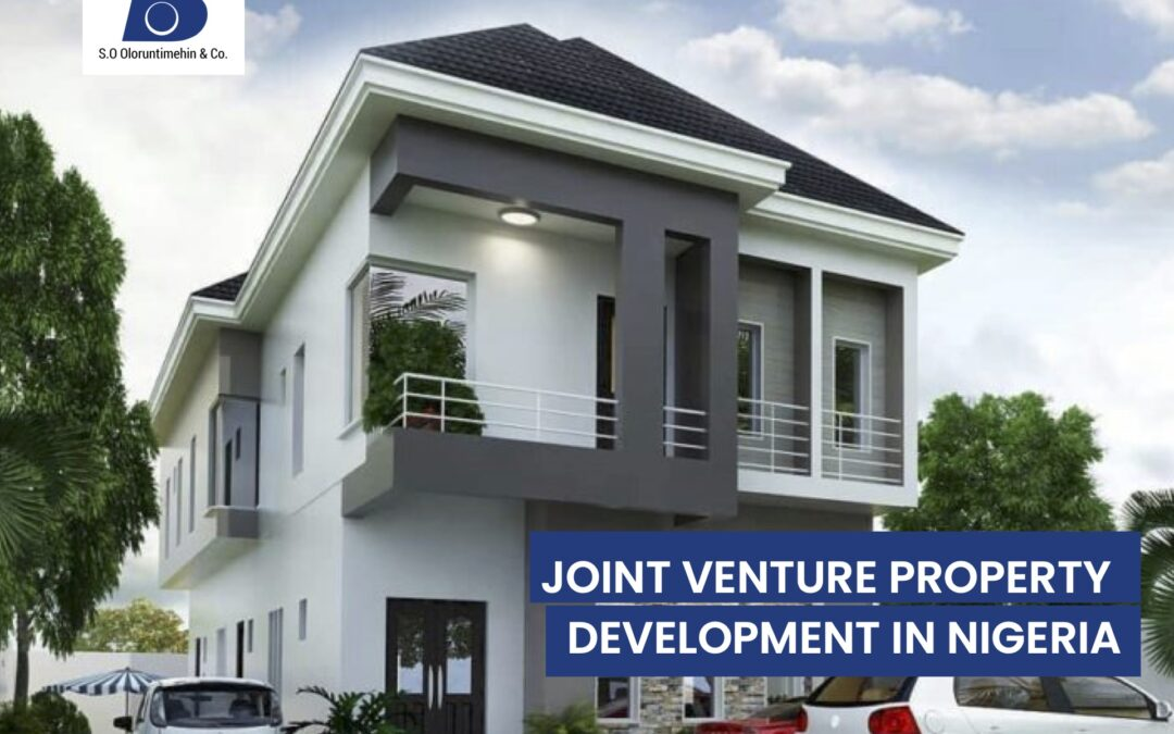 Joint Venture Property Development in Nigeria