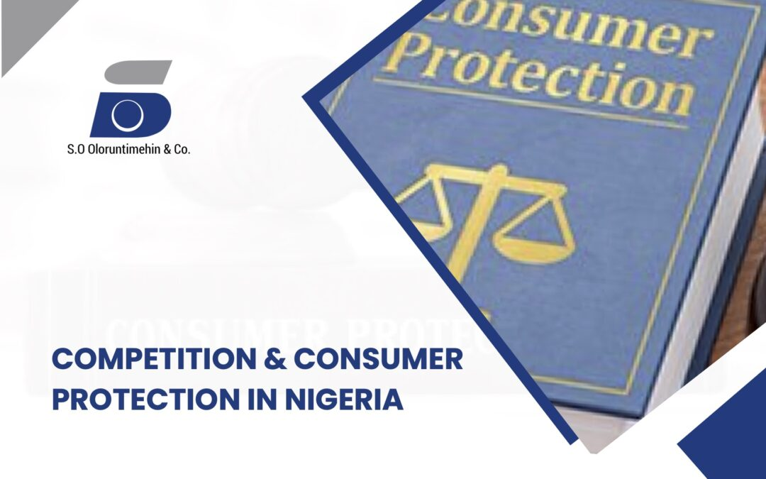 Competition and Consumer Protection in Nigeria
